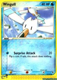 Wingull (EX Ruby and Sapphire: 77/109)