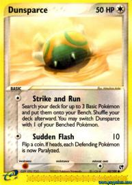 Dunsparce (EX Sandstorm: 60/100)