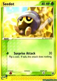 Seedot (EX Sandstorm: 76/100)