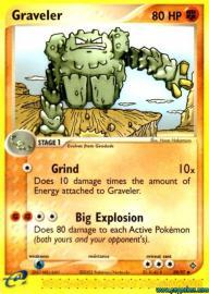 Graveler (EX Dragon: 29/97)