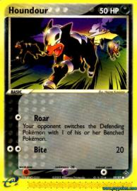 Houndour (EX Dragon: 59/97)