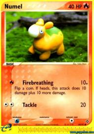 Numel (EX Dragon: 69/97)