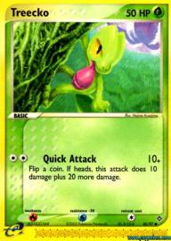 Treecko (EX Dragon: 80/97)