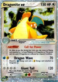 Dragonite ex (EX Dragon: 90/97)