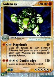 Raichu ex (EX Emerald: 97/106)