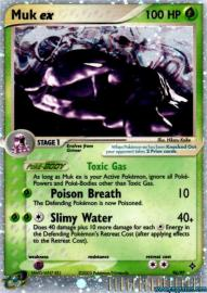 Muk ex (EX Dragon: 96/97)