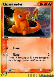 Charmander (EX Dragon: 98/97)