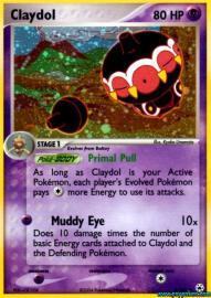 Claydol (EX Hidden Legends: 2/101)