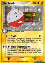 Electrode (EX Hidden Legends: 5/101)