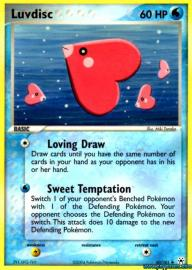 Luvdisc (EX Hidden Legends: 40/101)
