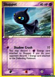 Shuppet (EX Hidden Legends: 72/101)