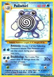 Poliwhirl (Base Set 2: 57/130)