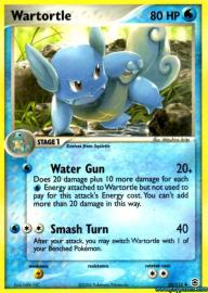 Wartortle (EX Fire Red and Leaf Green: 50/112)