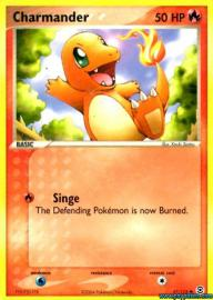 Charmander (EX Fire Red and Leaf Green: 57/112)