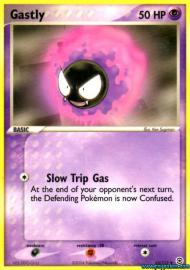 Gastly (EX Fire Red and Leaf Green: 63/112)