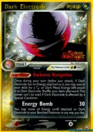 Dark Electrode (EX Team Rocket Returns: 4/109)