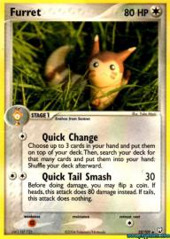 Furret (EX Team Rocket Returns: 22/109)