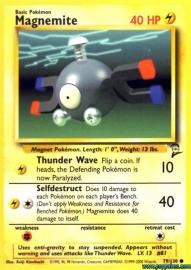 Magnemite (Base Set 2: 79/130)