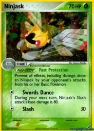 Ninjask (EX Deoxys: 13/107)