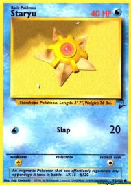 Staryu (Base Set 2: 95/130)