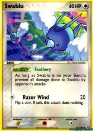Bagon (EX Dragon Frontiers: 43/101)