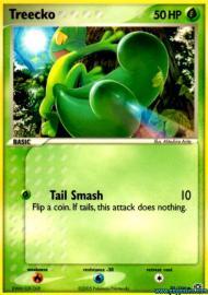 Treecko (EX Emerald: 70/106)