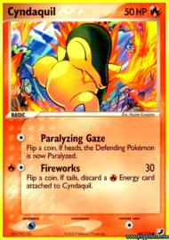 Cyndaquil (EX Unseen Forces: 54/115)