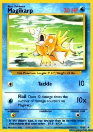 Magikarp (Base Set: 35/102)