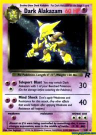 Dark Alakazam (Team Rocket: 1/82)
