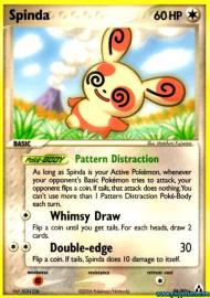 Dunsparce (Mysterious Treasures: 47/123)