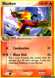Blaziken (EX Holon Phantoms: 20/110)