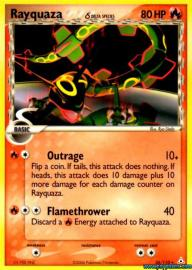 Rayquaza (EX Holon Phantoms: 26/110)