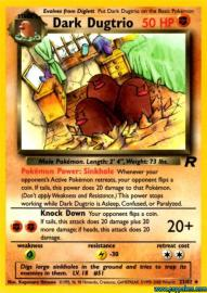 Dark Dugtrio (Team Rocket: 23/82)