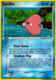 Luvdisc (EX Crystal Guardians: 7/100)