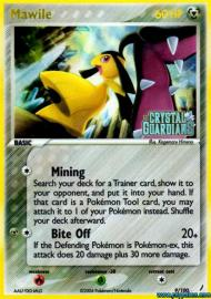 Mawile (EX Crystal Guardians: 9/100)