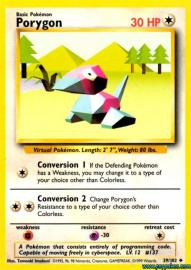 Porygon (Base Set: 39/102)