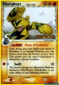 Electabuzz (EX Dragon Frontiers: 29/101)