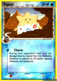 Togepi (EX Dragon Frontiers: 41/101)
