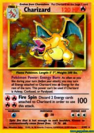 Charizard (Base Set: 4/102)