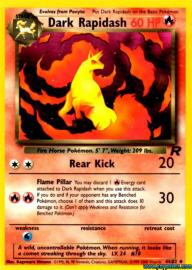 Dark Rapidash (Team Rocket: 44/82)