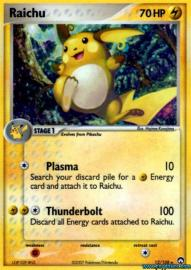 Raichu (EX Power Keepers: 12/108)