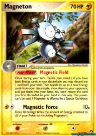 Magneton (EX Power Keepers: 16/108)