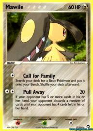 Mawile (EX Power Keepers: 17/108)