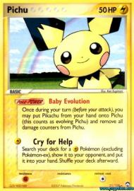 Pichu (EX Power Keepers: 21/108)