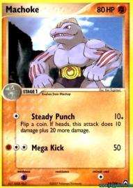 Machoke (EX Power Keepers: 33/108)