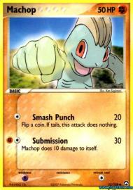 Machop (EX Power Keepers: 53/108)