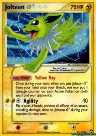 Jolteon (EX Power Keepers: 101/108)