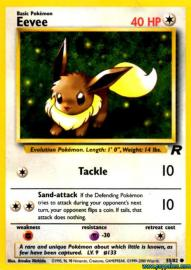 Eevee (Team Rocket: 55/82)