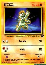 Machop (Team Rocket: 59/82)