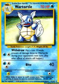 Wartortle (Base Set: 42/102)